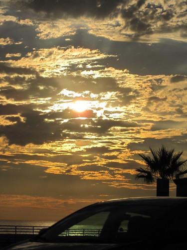 Sunset PCH