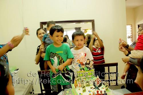 Ishami Iman's 6th Birthday