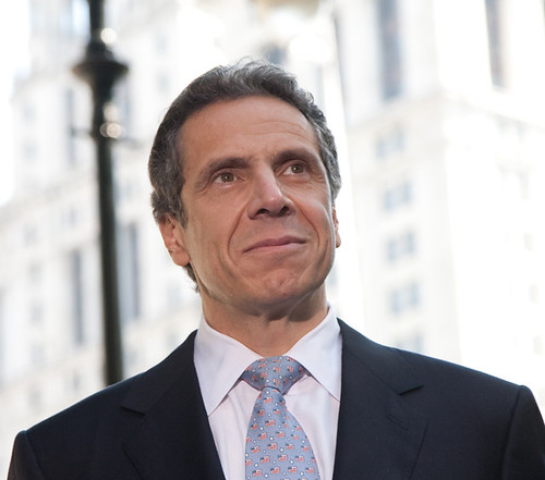 Andrew Cuomo by Pat Arnow, on Flickr