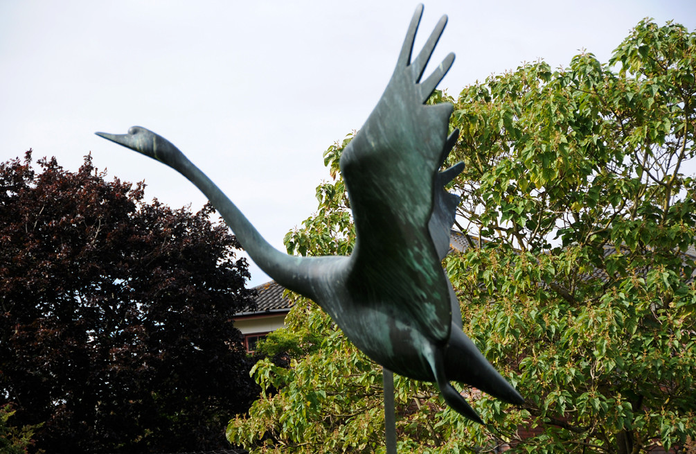 Bristol Zoo Gardens centrepiece