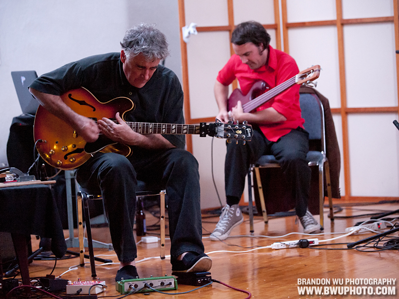 Fred Frith and Klaxon Gueule