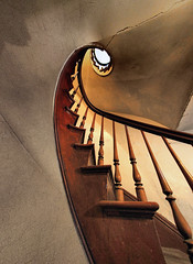 Stairs (dbullens) Tags: abstract stairs yahoo google interiors grandmother worcester spiralstaircase worcesterma bigmomma strairway colorphotoaward thechallengefactory absolutegoldenmasterpiece bestcapturesaoi bestofmywinners ringexcellence flickrbronzetrophygroup