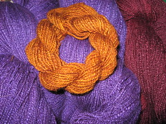 yarn for cashmere fabric