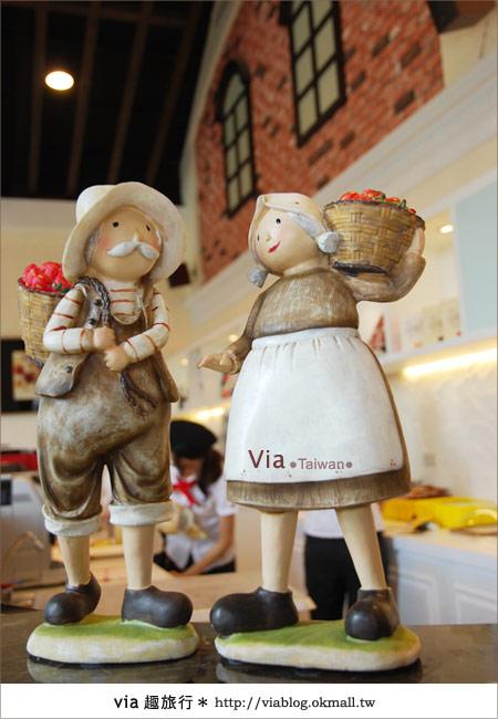 【台中】富林園洋菓子~夢幻童話建築及蛋糕的美妙結合18