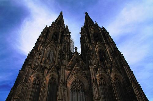 フリー写真素材, 建築・建造物, 教会・聖堂・モスク, ケルン大聖堂, 世界遺産, ドイツ,