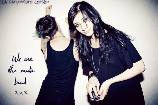 Lesbian Goth Dance - Nude Pics-2730