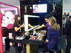 Make-Up Stylisten im Lafayette