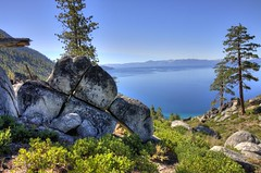 Tunnel Creek Trail, Lake Tahoe