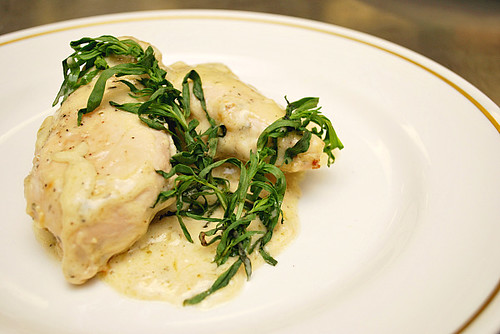 What's Cookin, Chicago?: Poaching 101: Poached Chicken with Tarragon ...