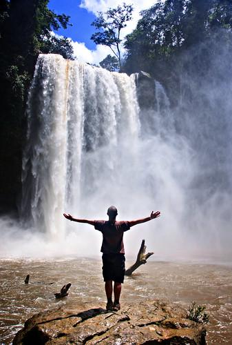 Chiapas Waterfalls 04 - Misol Ha