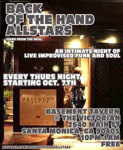 basement tavern at the victorian