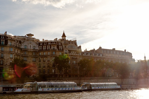 From the Seine