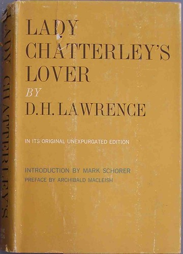 L'amant de Lady Chatterley (DH Lawrence)