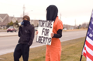 2010 Anti-Torture Vigil - Week 4