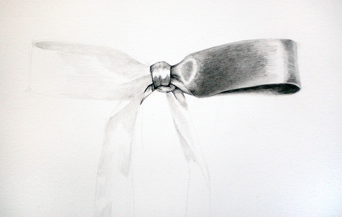 Ribbon Drawing