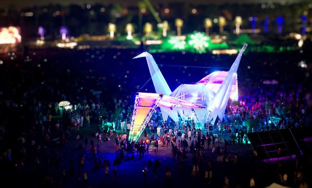 Coachella GlowBird
