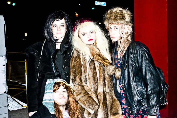 Fur, Street Fashion @ Dundas St. W., Toronto