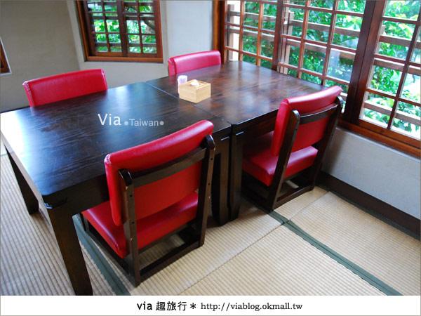 【新社餐廳】又見一炊煙~來個日本風的下午茶時光16