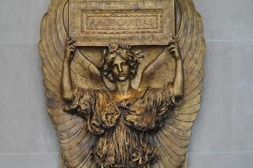 amor caritas. Amor Caritas - Augustus Saint-Gaudens. The Metropolitan Museum of Art