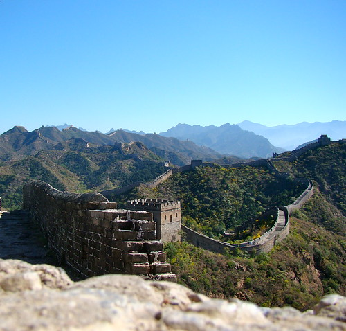 Jingshanlin to Gubeikou Great Wall
