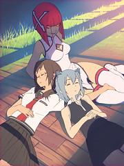 101008 – OVA《夜櫻四重奏~星之海~》第2集將在明年4/8發表!