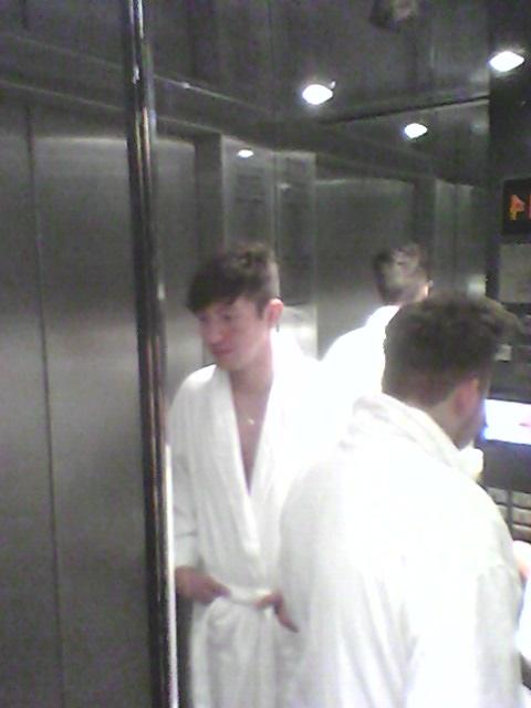 ed in robe