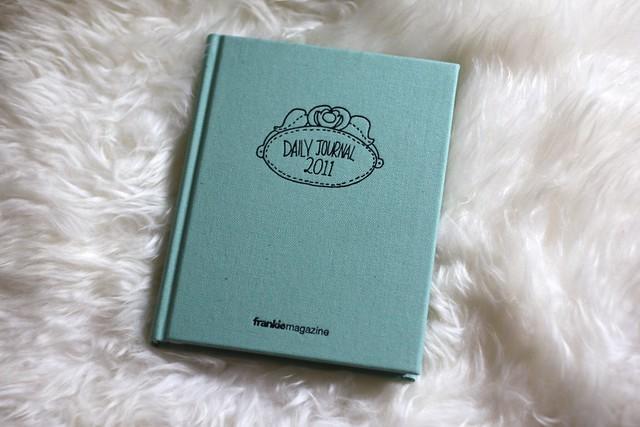 Frankie Diary 2011