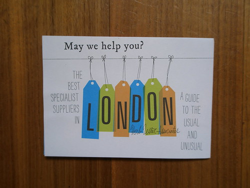 May We Help You: The Best Specialist Supplies in London