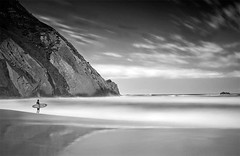 Cliff-Face (petefoto) Tags: longexposure sea blackandwhite seascape beach portugal landscape sand rocks surfer cliffs atlantic coastal filters blackdiamond polariser nd110 praiadocastelejo artlegacy platinumheart castelejobeach bestcapturesaoi elitegalleryaoi mygearandmepremium mygearandmebronze mygearandmesilver mygearandmegold mygearandmeplatinum mygearandmediamond wcpf leefilters09sgrad