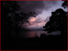 Rowardennan Loch Lomond (Ben.Allison36) Tags: uk sunrise landscape scotland scenic finepix lochlomond rowardennan hs10