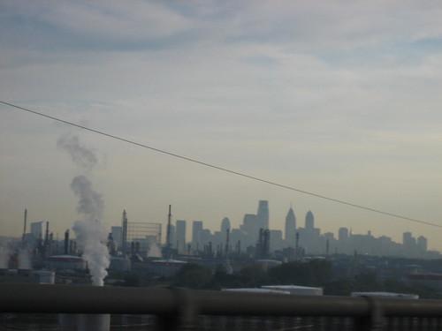 Hazy Skyline
