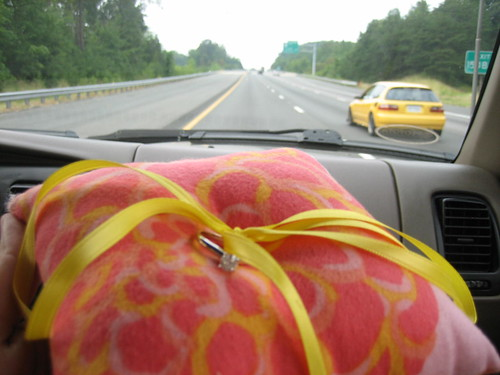 Roadtrip Sewing