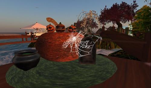 halloween on wetlands