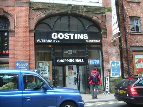 Gostins Arcade