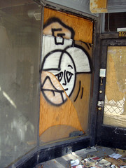 (Barrybu) Tags: street chicago art graffiti