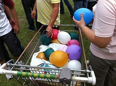 夾水球遊戲