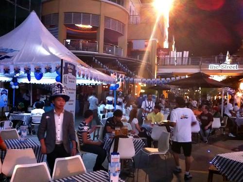 Oktoberfest - Laundry Bar - The Curve - Malaysia