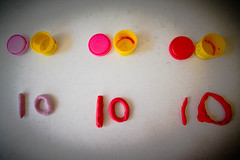 Playdoh on 10/10/10 - Straight On by georgeryon