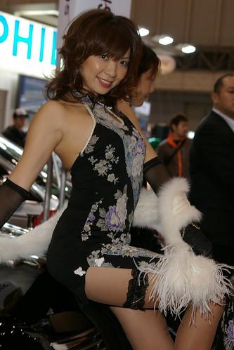 【アーカイブズ】2007東京オートサロン 各ブースのお姉さん画像その2