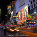Times Square (Long Exposure) - Click thumbnail for image options