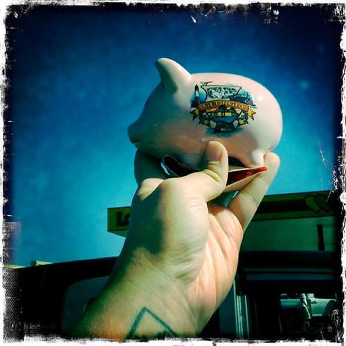 Georgia Pig!