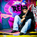 Cesar Alfredo Chavez - RockStar PhotoShoot @ Aerosol Warfare - Colorful