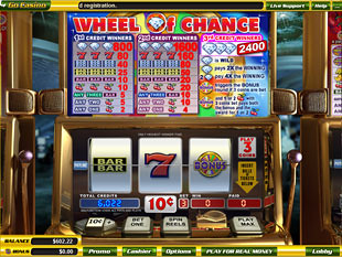 Wheel of Chance slot game online review
