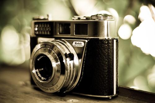 Kodak - Retinette 1B