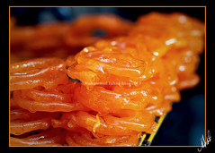 Sweets grown common lose their dear delight -  William Shakespeare (Muhammad Fahad Raza) Tags: pakistan dof culture punjab rawalpindi ppa jalebi mithai pakistaniculture pakistanisweet delightfrompakistan pakistanisweetdelight