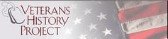 Veterans History Project logo