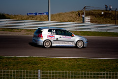 VW Golf (XLenCe1978) Tags: holland vw golf for team going racing win mustang rthrws