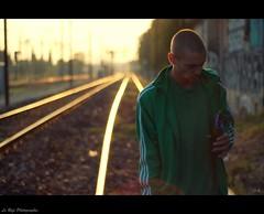 Remember.... (Le***Refs *PHOTOGRAPHIE*) Tags: light portrait 50mm nikon bokeh perspective rail explore lumiere f18 vf biere 1664 d90 railpassion lerefs voieferrer