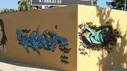 DSCF4566 Graffiti Mersin