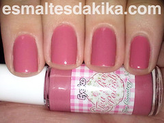 Tea Rose Polish da Eyeko